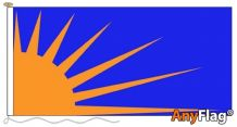SUNBURST  ANYFLAG RANGE - VARIOUS SIZES